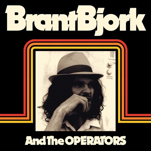 Cover BRANT BJORK & THE OPERATORS, s/t