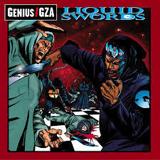 Cover GZA / GENIUS, liquid swords