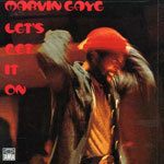 MARVIN GAYE, let´s get it on cover