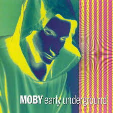 Cover MOBY, early underground