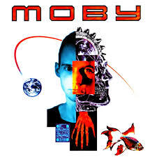 MOBY, s/t cover