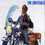 CRYSTALS, he´s a rebel cover