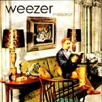 Cover WEEZER, maladroit
