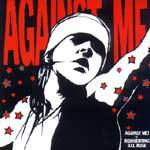 Cover AGAINST ME, reinventing axl rose