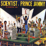 PRINCE JAMMY & SCIENTIST, big showdown cover