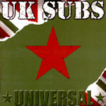 UK SUBS, universal cover