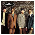 SMALL FACES, s/t cover