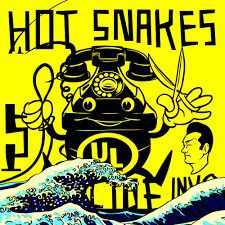 Cover HOT SNAKES, suicide invoice