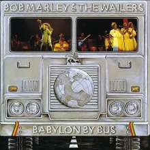 Cover BOB MARLEY & WAILERS, babylon by bus