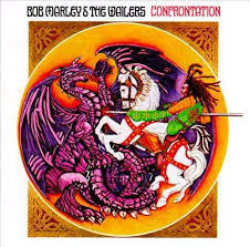 BOB MARLEY, confrontation cover