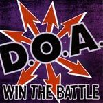 D.O.A., win the battle cover
