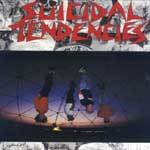SUICIDAL TENDENCIES, s/t cover