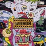 V/A, dangerhouse vol. 2 cover