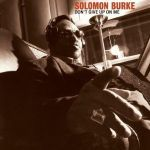 Cover SOLOMON BURKE, don´t give up on me