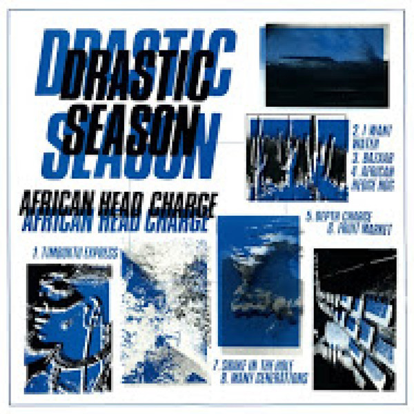 Cover AFRICAN HEADCHARGE, drastic season
