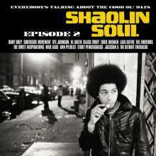 V/A, shaolin soul episode 2 cover