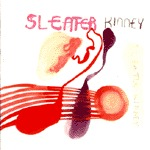 SLEATER KINNEY, one beat cover