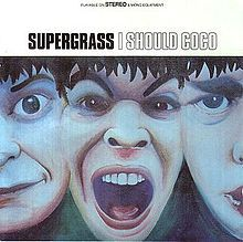 SUPERGRASS, i should coco cover
