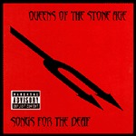 Cover QUEENS OF THE STONE AGE, songs for the deaf