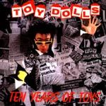 TOY DOLLS, ten years of toys cover