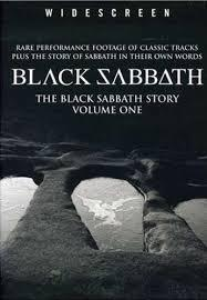Cover BLACK SABBATH, black sabbath story vol. 1