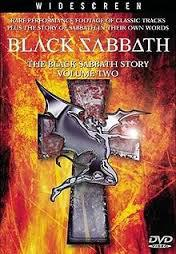 BLACK SABBATH, black sabbath story vol. 2 cover