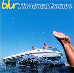 BLUR, great escape cover