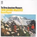Cover BRIAN JONESTOWN MASSACRE, their satanic majesties second request