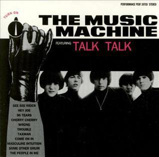 MUSIC MACHINE, turn on (the music machine) cover