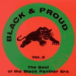 V/A, black & proud vol. 1 & 2 cover