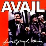 AVAIL, front porch stories cover