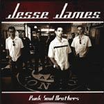 Cover JESSE JAMES, punk soul brothers