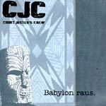 Cover COURT JESTERS CREW, babylon raus
