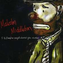 Cover MALCOLM MIDDLETON, 5:14 fluoxytine seagull