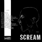Cover SCREAM, still screaming / these side up
