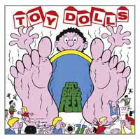 Cover TOY DOLLS, fat bob´s feet