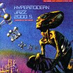 ALEC EMPIRE, hypermodern jazz 2000.5 cover