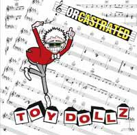 TOY DOLLS, orcastrated cover
