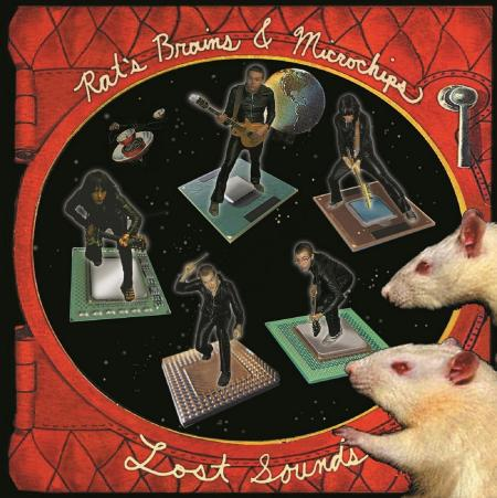 LOST SOUNDS, rat´s brains & microchips cover