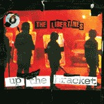 Cover LIBERTINES, up the bracket