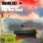 TAHITI 80, wallpaper for the soul cover