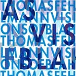 THOMAS FEHLMANN, visions of blah cover