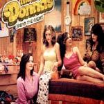 DONNAS, spend the night (deluxe) cover