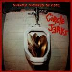 Cover CIRCLE JERKS, golden shower of hits