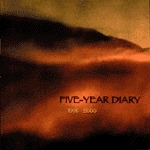Cover CHAMBERLAIN, five year diary