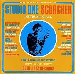 Cover V/A, studio one scorcher