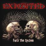 Cover EXPLOITED, fuck the system