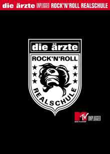 ÄRZTE, unplugged - rock´n roll realschule cover