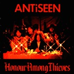 ANTISEEN, honour among thieves cover