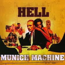 Cover DJ HELL, munich machine